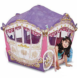 Your daughter can act out the Cinderella story in her Cinderella Playhut. Big enough for a couple little girls to play together. Unlike many play tents ...  sc 1 st  Storybook Living & Storybook Living: Fairytale Play Tents for Kids