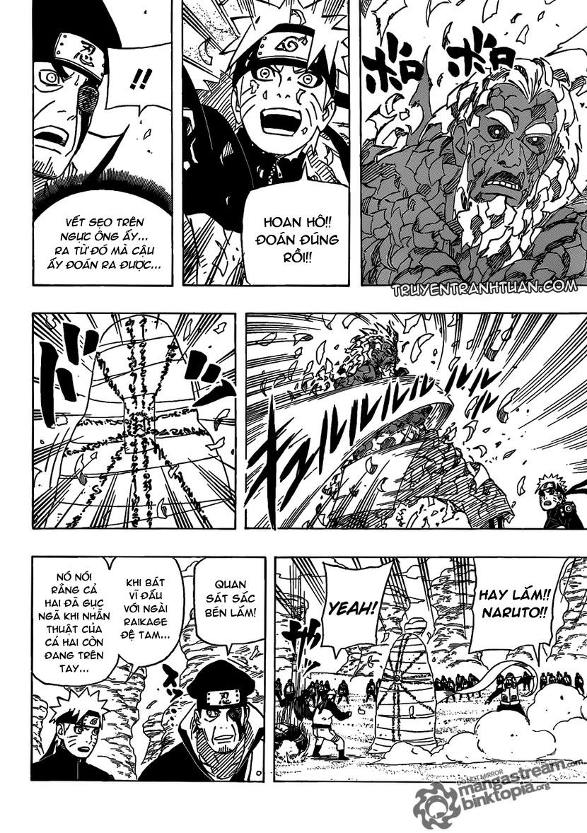 Naruto - Chapter 555 - Pic 15