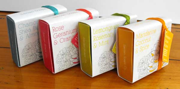 soap packaging assignment for a soap company needing soap for a