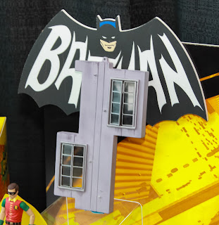 Mattel 2013 Toy Fair Display Pictures - Classic 1960's Batman figures