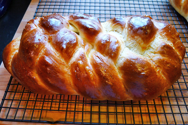 Cuisinenv challah bread - Kitchenaid challah ...
