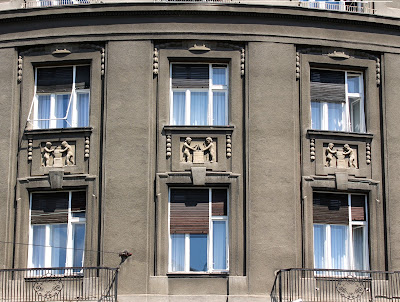 Hrvatska gospodarska komora - fasada