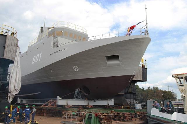 Cormorant II class MHC