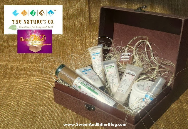 The Nature's Co Beauty Wish Beauty Box