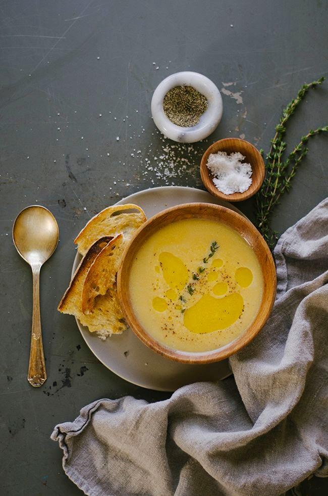 Zuppa di cipolle verginelle