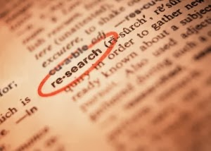 Dictionary: Research