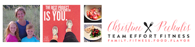 Family. Fitness. Food. Flavor.