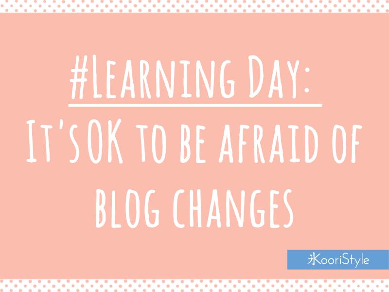 Koori Style  KooriStyle LearningDay Blog Blogging BloggingTips Tips Advice Blogger