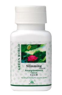 Green World Pakistan: Green World Slimming Capsule
