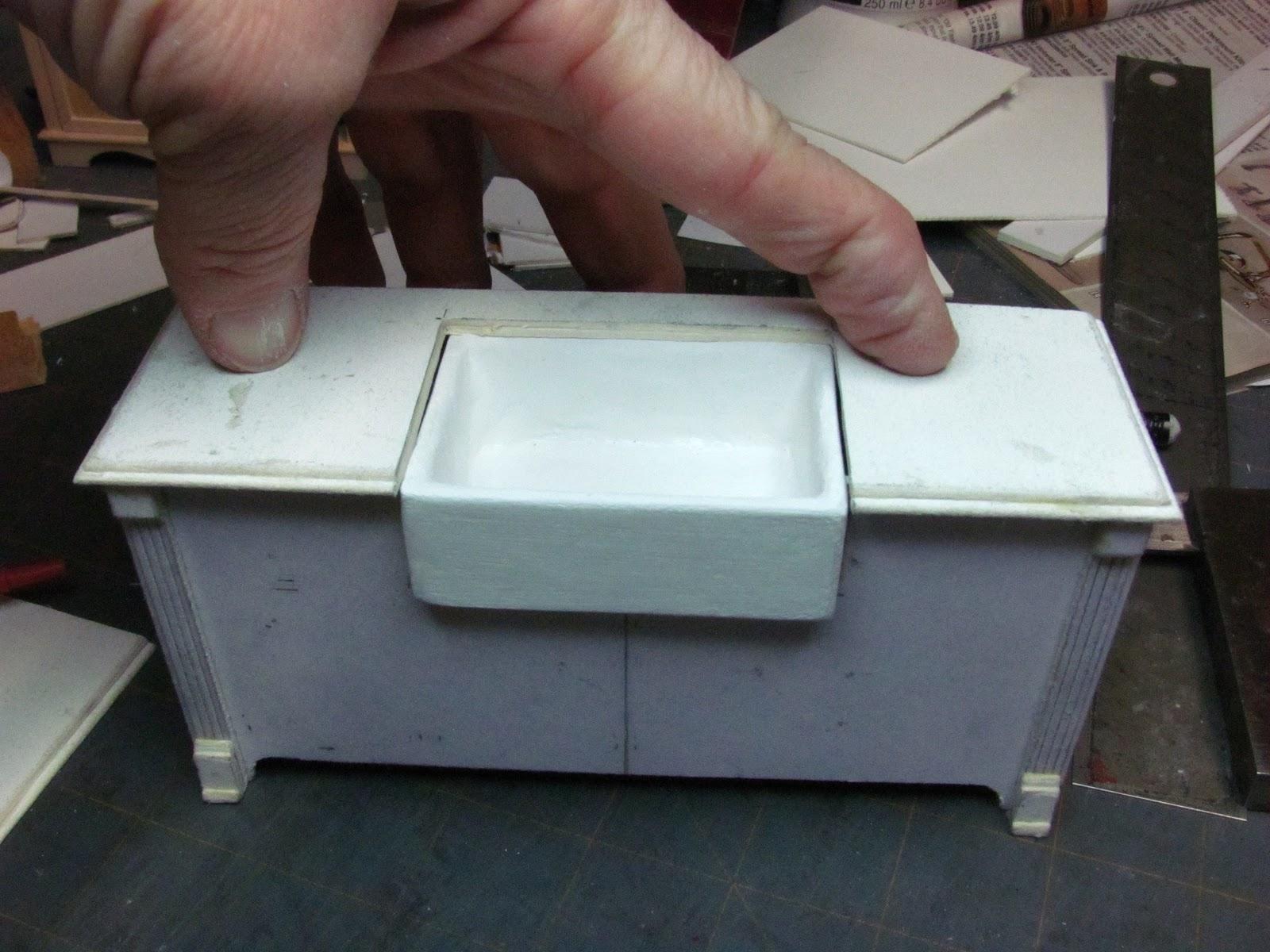 Dollhouse Miniature Furniture Tutorials 1 Inch Minis Part Four