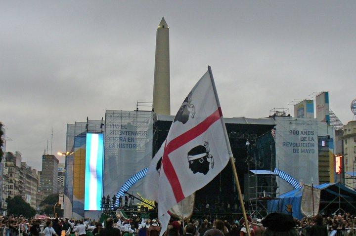 """Círculo Italo Argentino """"Raíces Sardas"""" Buenos Aires Norte"""