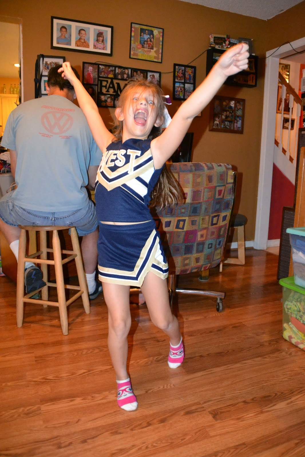 how to get ready for cheer tryouts in a week