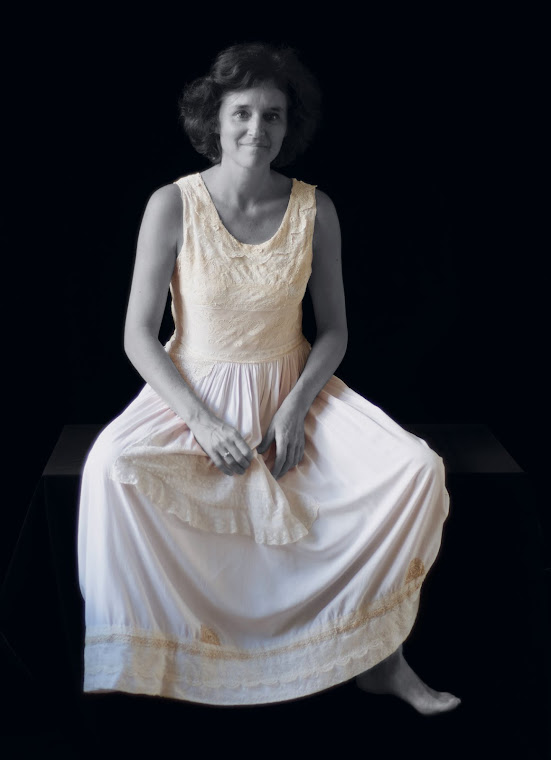 La métamorphose d'une sous robe de bal