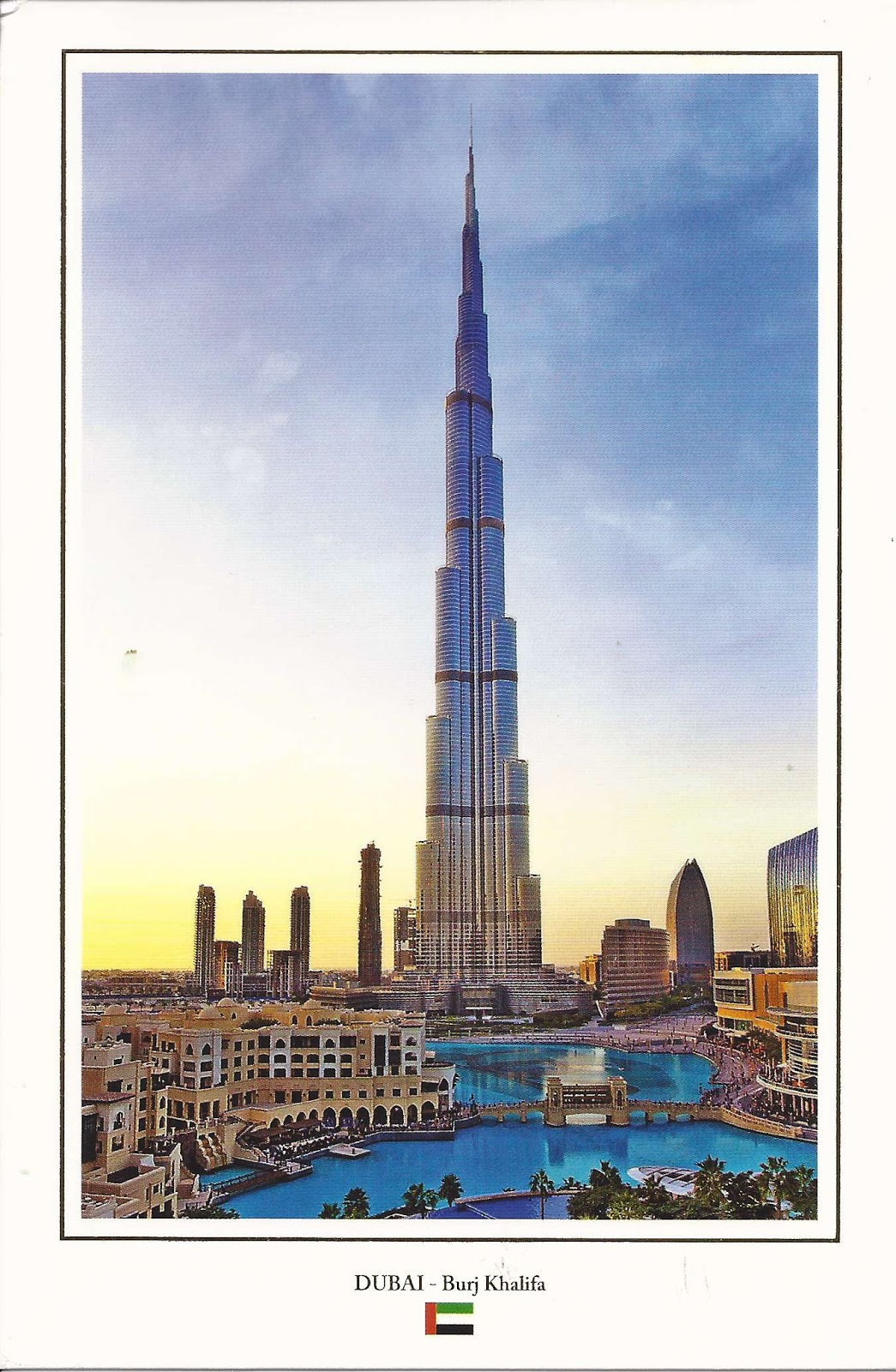 The Tallest Building In The World Structure in the world Uae Tallest Building In The World