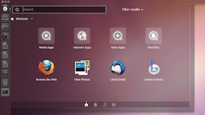ubuntu 11.10 desktop unity