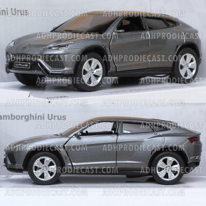Miniatur Lamborghini Urus (Gray-32K)