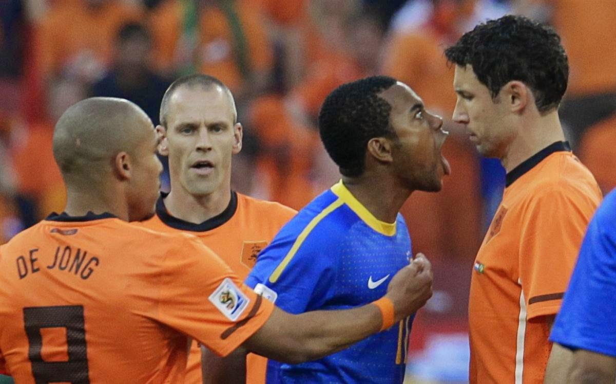 smešna slika: Holandija Brazil na Svetskom prvenstvu