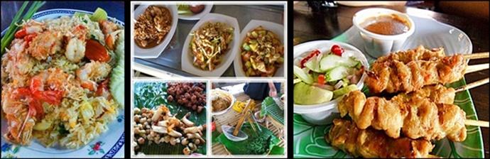 Travel in thailand by sunjohn ayothaya floating market for Ayothaya thai cuisine