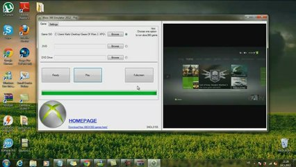 emulator xbox 360 for pc system requirements