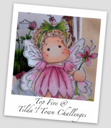 Top 5 Tilda's Town Challenge #161