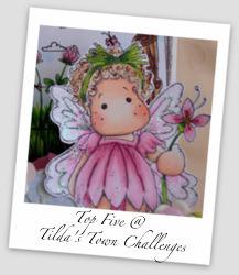 Top 5 Tilda's Town Challenge #161