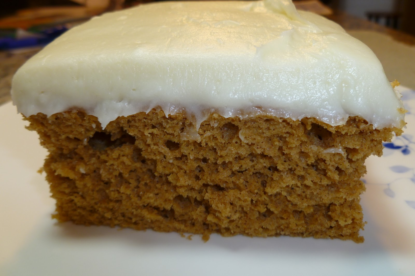The Pastry Chef's Baking: Pumpkin Spice Cake