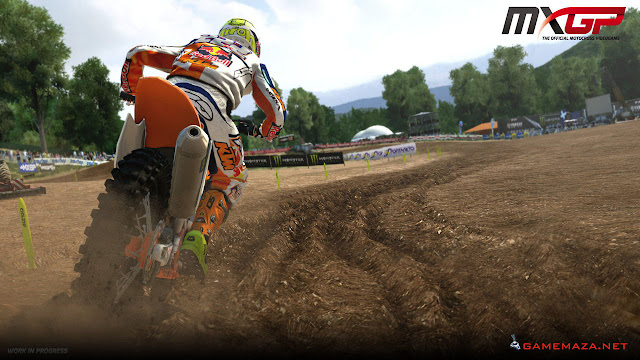 MXGP Gameplay Screenshot 4