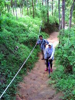 setumbu hill