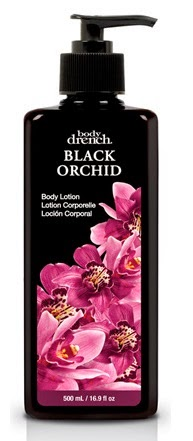 Body Drench Black Orchid Body Lotion