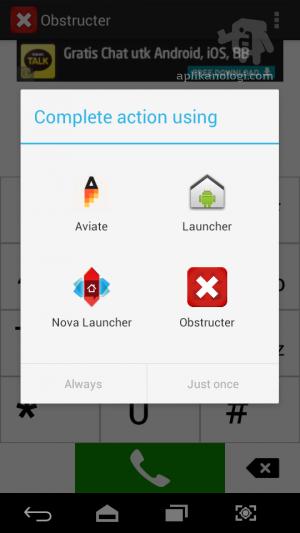Cara Membuat Hp Android Cuma Bisa Nelpon Saat Dipinjam