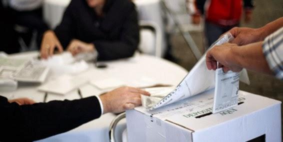 Elecciones congreso 2014