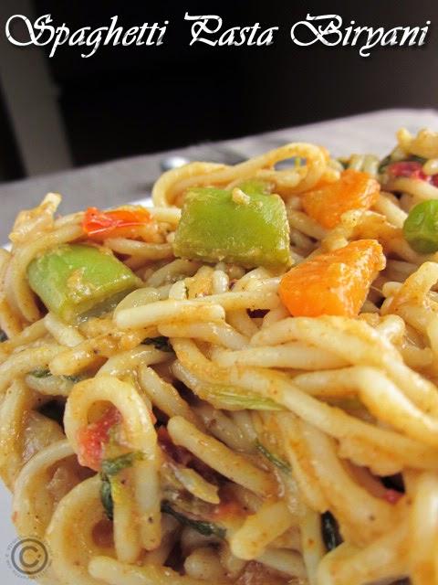 Vegetable-Noodles-Biryani