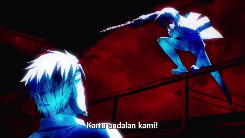 Aoharu x Kikanjuu Episode 4 Subtitle Indonesia