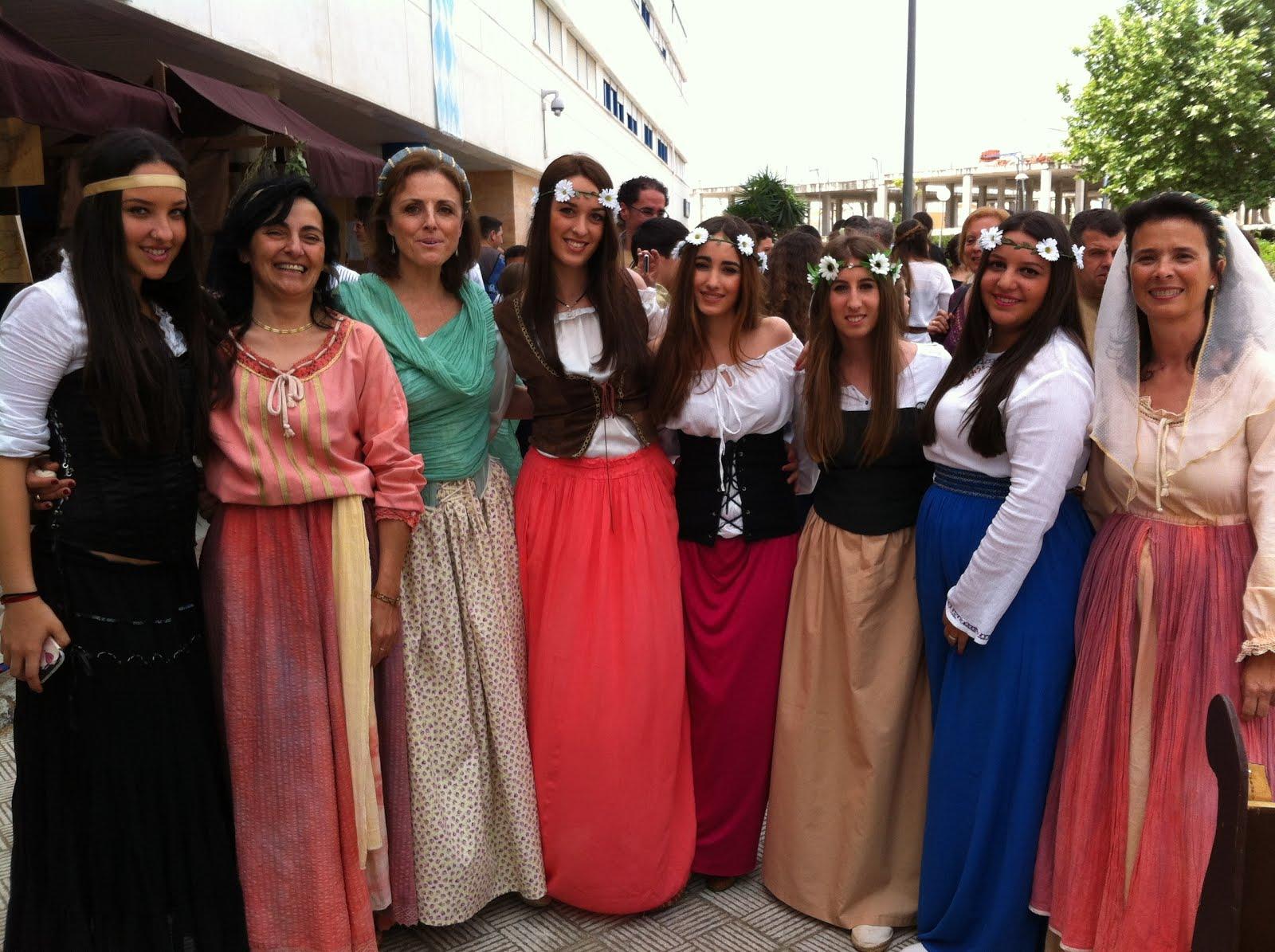 Jornadas culturales medievales