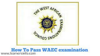 How To Prepare For WAEC Examination Intensively
