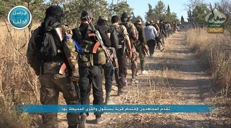 Sebanyak 30.000 Mujahid Bersiap Lancarkan Serangan