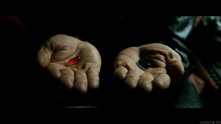 red pill