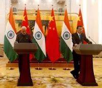 India & China 24 agreements