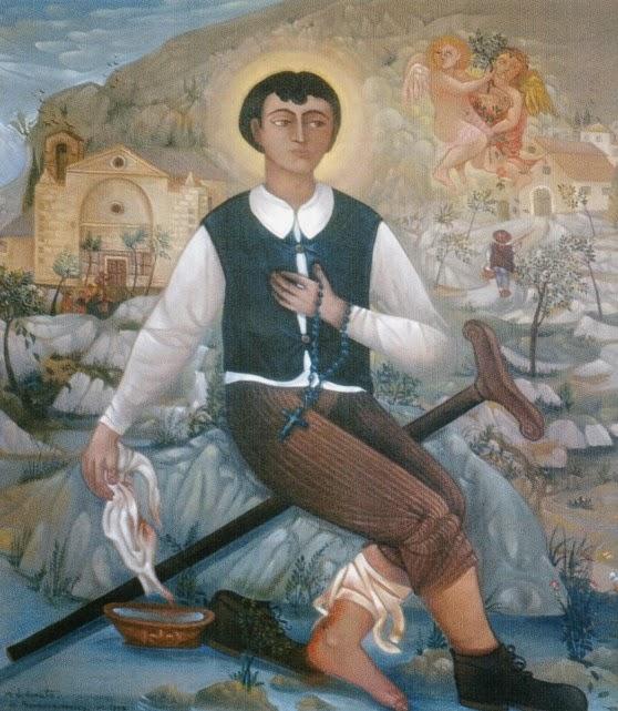Maleri av Nuntius av Mario di Donato (1990)