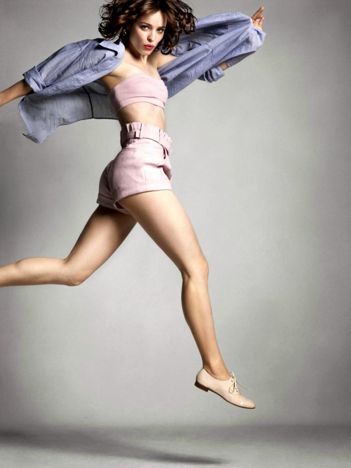 Rachel McAdams For Marie Claire 2009