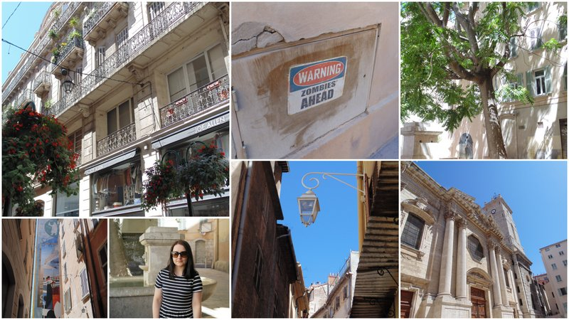 Cruise Photo Diary + OOTD: Toulon, France