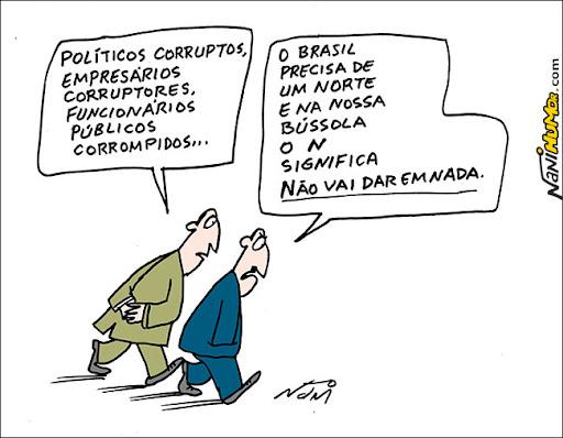 Corruptos, corruptores e corrompidos