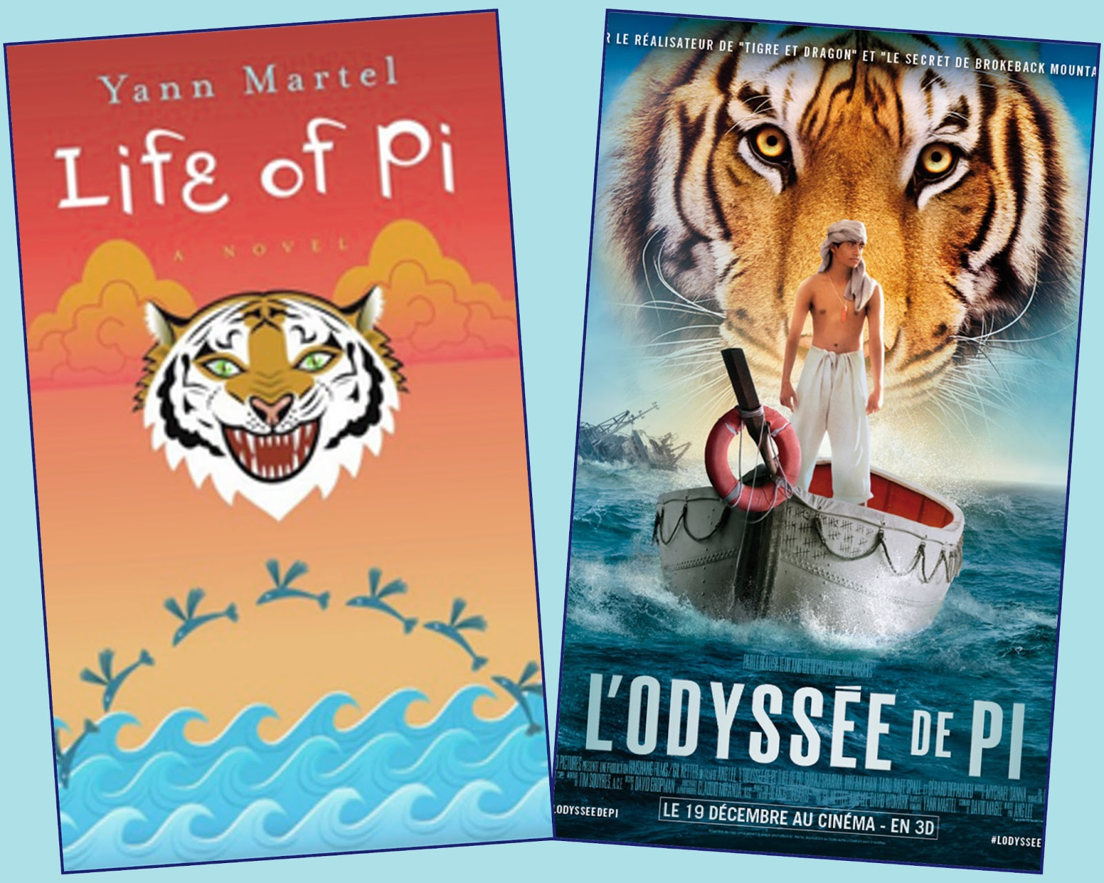 Recollections of a vagabonde recollection piscine for Life of pi swimming pool