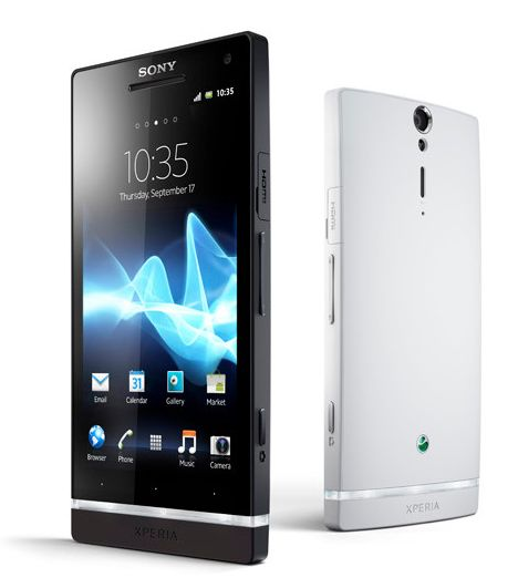 Sony, Android Smartphone, Smartphone, Sony Smartphone, Sony Xperia S, Xperia S, Android, Android 4.1.2