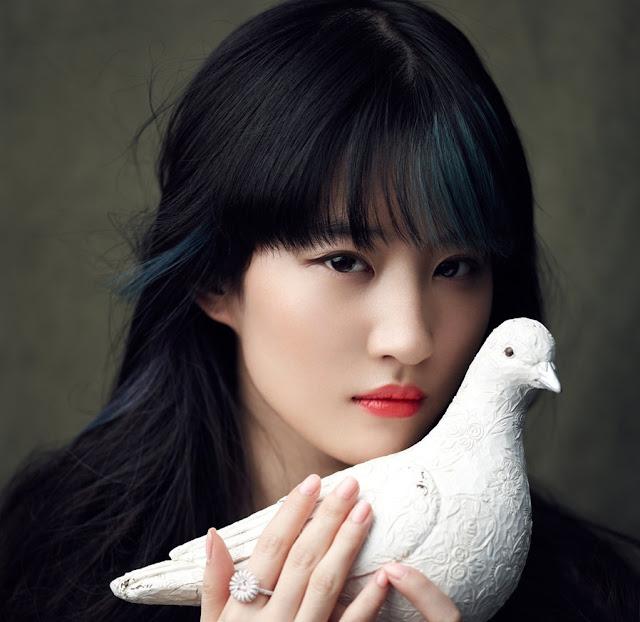 Beautiful Liu Yifei HD Wallpaper