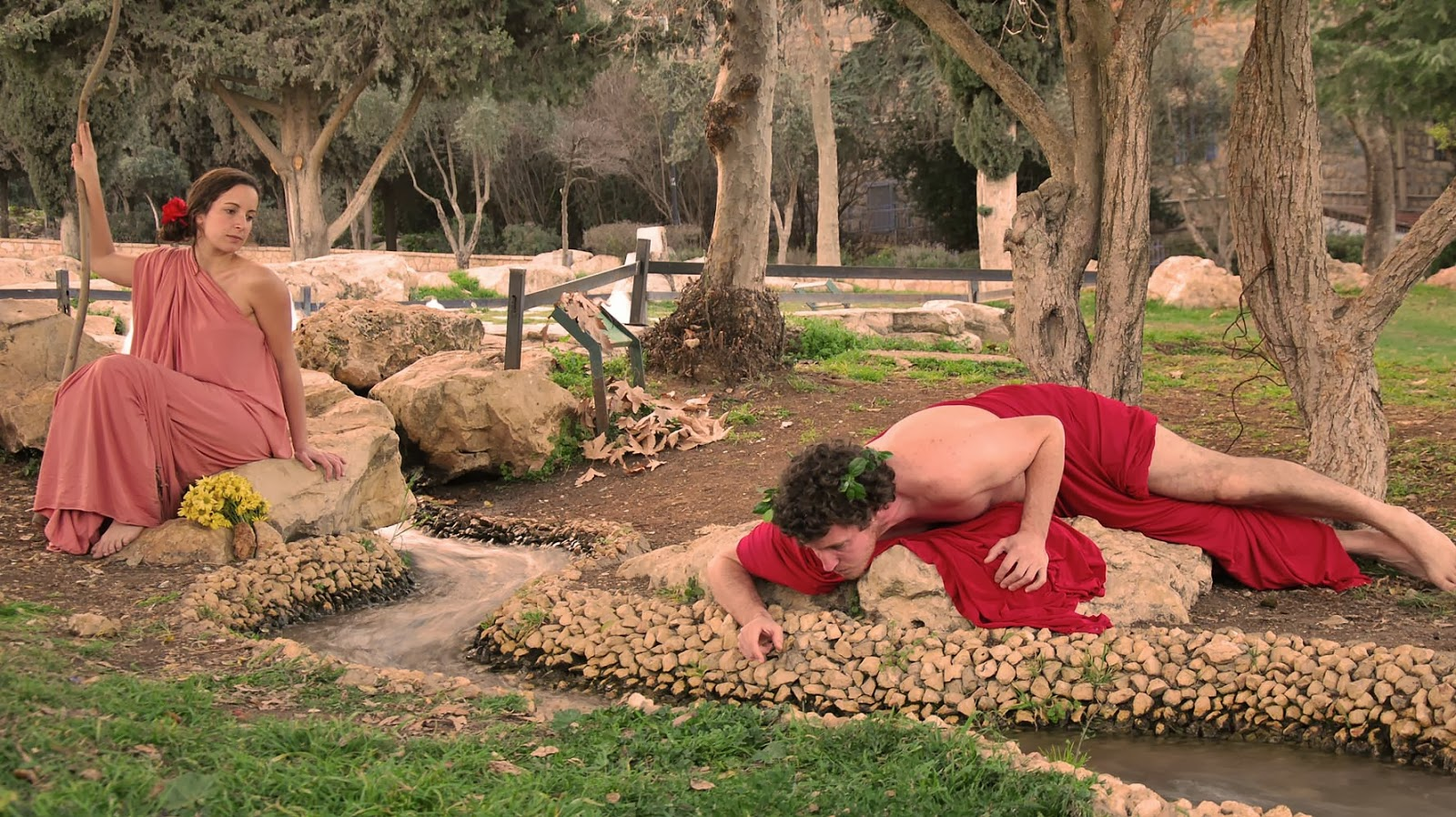 echo and narcissus Narcissus and echo, the house of cadmus [339] tiresias' fame of  prophecy was spread through all the cities of aonia, for his unerring answers  unto.