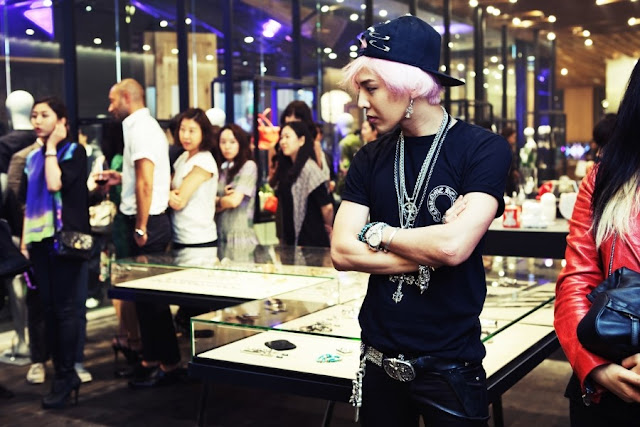 g-dragon my boon opening 120605