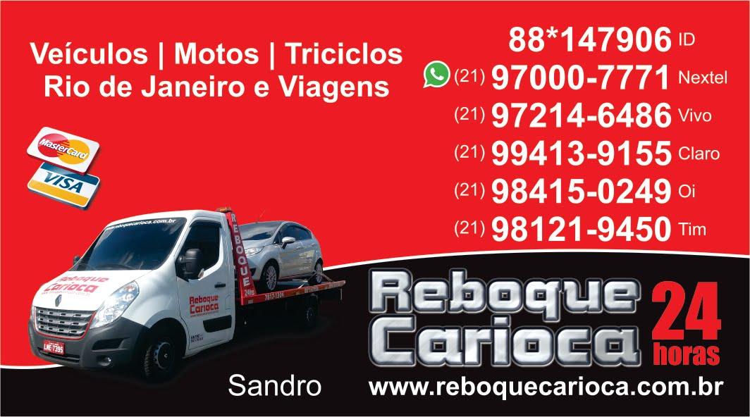 Reboque Carioca (21) 97000-7771