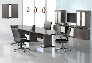 Sterling Conference Table by Mayline