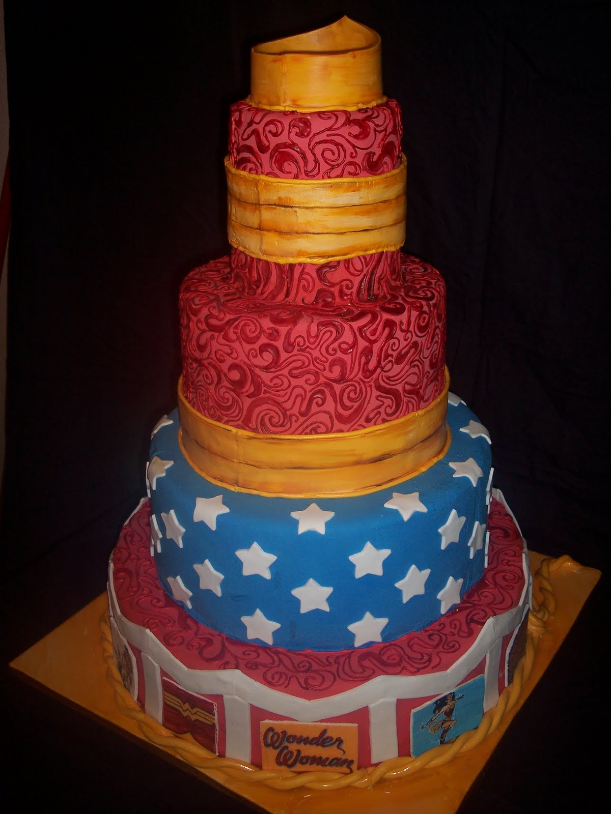 Cake Decoration Competition : Adventures in Caking: My First Cake Decorating Competition